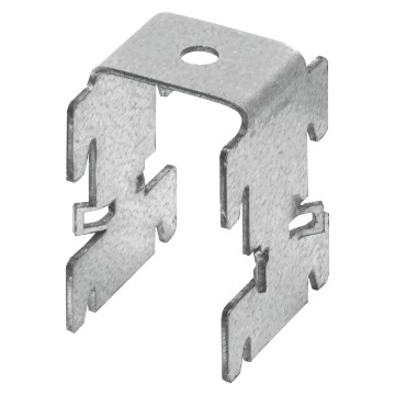 Pendant spacer for C40 PLURIEL type double profile