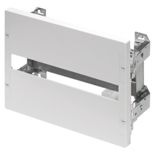 KIT OF MOULDED-CASE DEVICES AND SWITCH-DISCONNECTORS - FIXING ON PLATE AND DIN RAIL - MTX160c/160/250 - BD - MSS160 - FOR BOARDS B=585MM -GREY RAL7035