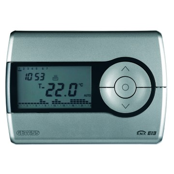 Thermostats programmables Easy - en saillie