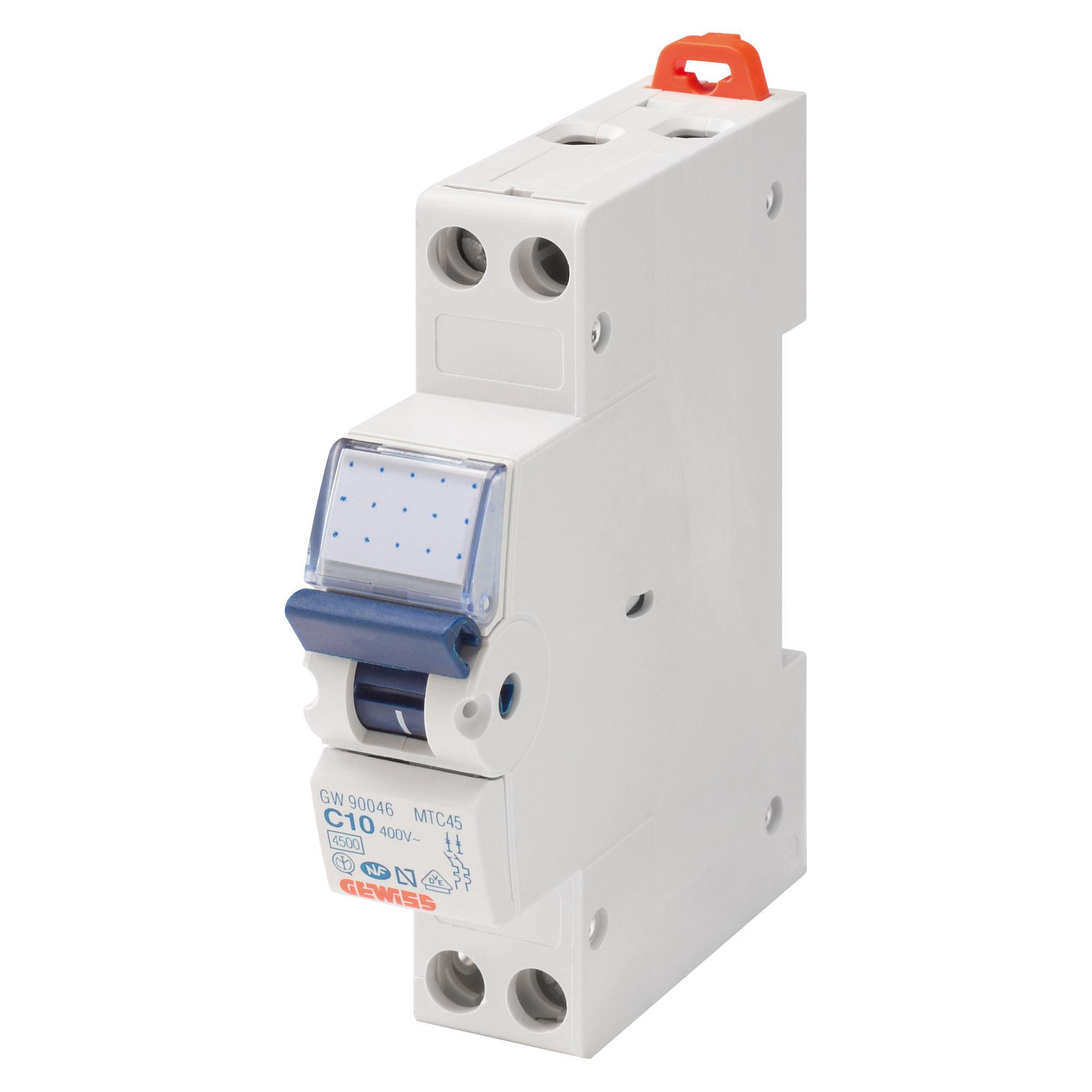 Mcb Gw90246 Gewiss 220v 2 Pole 63a Mini Circuit Breaker Buy Representative Image Download Photo