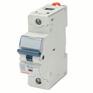 HIGH PERFORMANCE MINIATURE CIRCUIT BREAKER - MTHP 250 - 1P CHARACTERISTIC C 40A - 1,5 MODULES