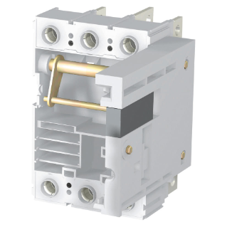 FIXED PART FOR WITHDRAWABLE MOULDED CASE CIRCUIT BREAKER COMPLETE WITH FLAT FLAT HORIZONTAL REAR TERMINALS (HR) - MTXM 800 - MTX/E/M 1000 (800A) - 3P