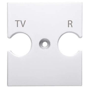 Covers for TV-SAT-R antenna sockets