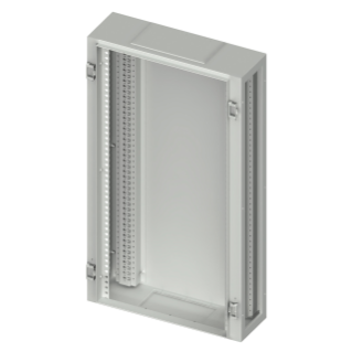 WALL MOUNTING DISTRIBUTION BOARD STRUCTURE - CVX 630M - 600X1200X280 - GREY RAL7035