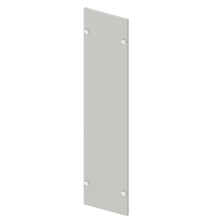 PAIR OF SIDE PANEL - WALL MOUNTING - CVX 630M - 1000X280
