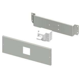 INSTALLATION KIT FOR MCCB'S MAX 250A+DIRECT ROTARY HANDLE - CVX 630K/M - 24 MODULES - 600X200 - FOR MTX/E 160 - HORIZONTAL