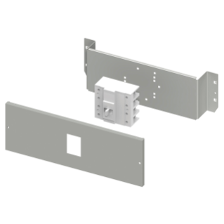 INSTALLATION KIT FOR MCCB'S MAX 630A - CVX 630K/M - 24 MODULES - 600X300 - FOR MTXM 400 - MTX/E/M 630 - HORIZONTAL