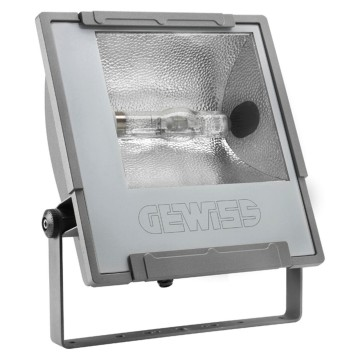 MERCURIO range Low and medium power aluminium floodlights
