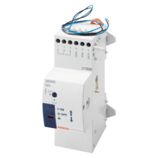 RESTART CM - TO BE COUPLED WITH MDC/MT+BD/MTC/MT - 230 V ac - 2 MODULES EN 50022