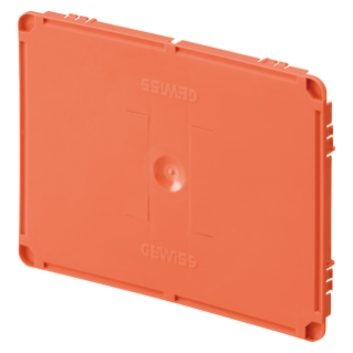 PROTECTIVE SHIELD - FOR JUNCTION CONNECTION DOMOTICS BOX - DIMENSIONS 196X152