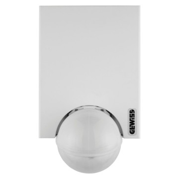 KNX outdoor movement detectors with twilight sensor - IP55