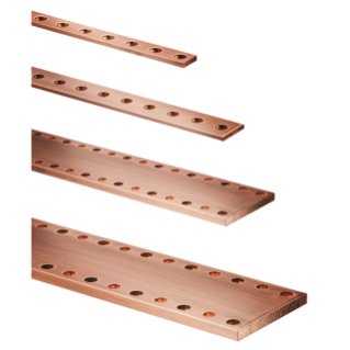 47 BUSBAR Range Distribution systems for distribution boards