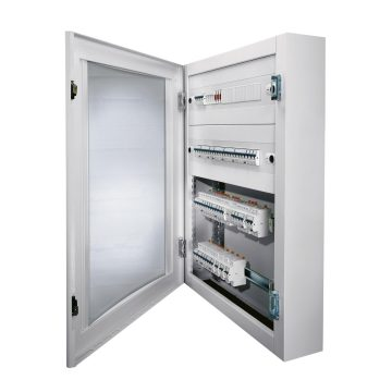 47 CVX 160 E Range Wall-mounting distribution boards up to 160 A with extractable frame