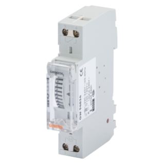 ANALOGUE TIME SWITCH - DAILY - 230V AC-110V DC 1NO -  - 1 MODULE