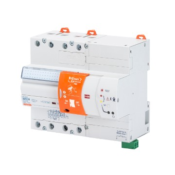 Automatic reclosing devices with preventive check of the insulation and automatic test of the residual current circuit breaker - PRO version
