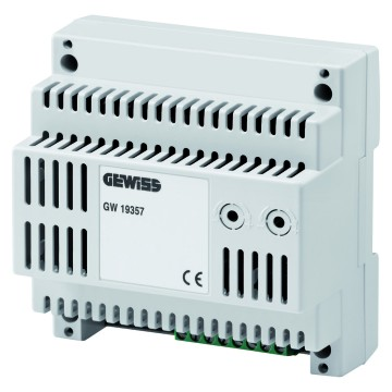 VoIP server - from DIN rail