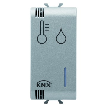 KNX humidity/temperature sensors