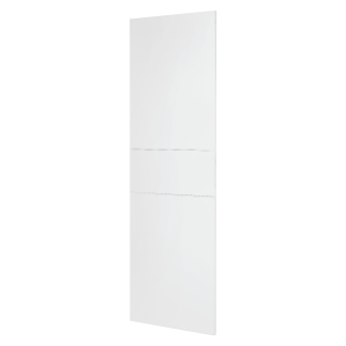 DOMO CENTER - FRONT KIT - WITHOUT DOOR - UPRIGHT COLUMN - H.2400 - METAL - WHITE RAL 9003