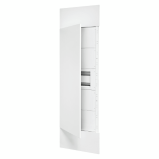 DOMO CENTER - FRONT KIT - METAL DOOR - 1 ENCLOSURES 40 MODULES - H.2400 - WHITE RAL 9003