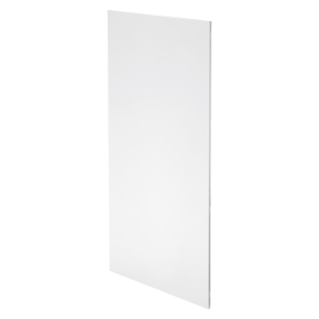 DOMO CENTER - DOOR - METAL WHITE RAL9003 - H.1500