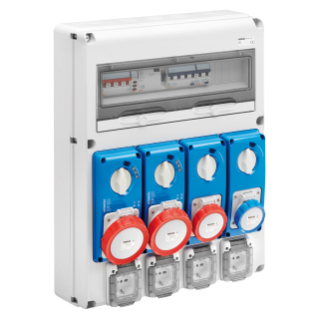 68 Q-DIN Range Distribution boards