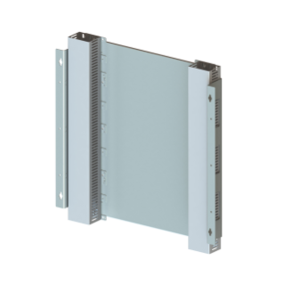 DOMO CENTER - FUNCTIONAL FRAMES - METAL - H.300 - BACK-MOUNTING PLATE
