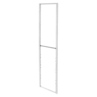 DOMO CENTER - FRAMES H.2100 - METAL - WHITE RAL 9003