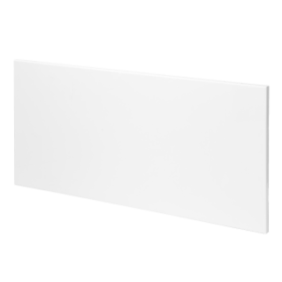 DOMO CENTER - PANEL WITHOUT WINDOWS - METAL - H.900 - WHITE RAL 9003