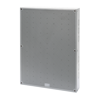 BOARD WITH REVERSIBLE DOOR - SMOOTH AND HONEYCOMB SURFACE - DIMENSION 400X300X60