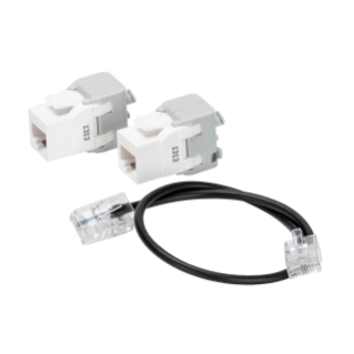 KIT EXP  2 CONECT  RJ45 CAT 5E