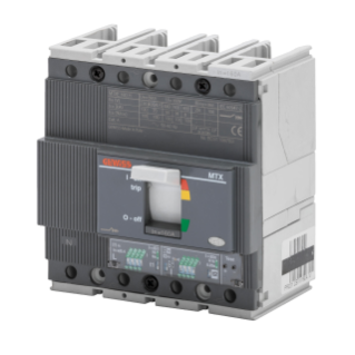 MTXE 160 - MOULDED CASE CIRCUIT BREAKER WITH ELECTRONIC RELEASE - TYPE S - 50kA 4P 63A - SEP/1 MICROPROCESSOR FUNCTION I
