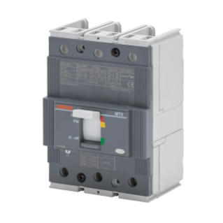 MTX 250 - MOULDED CASE CIRCUIT BREAKER - TYPE N - 36kA 3P 160A TM1 RELEASE IM=10In