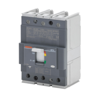 MTX 250 - MOULDED CASE CIRCUIT BREAKER - TYPE N - 36kA 3P 250A TM1 RELEASE IM=10In