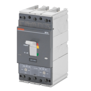 MTX 320 - MOULDED CASE CIRCUIT BREAKER - TIPO N - 36KA 3P 125A TM2 RELEASE IM=5-10In