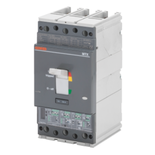 MTXE 320 - MOULDED CASE CIRCUIT BREAKER WITH ELECTRONIC RELEASE - TYPE N - 36kA 3P 160A - SEP/1 MICROPROCESSOR FUNCTION I