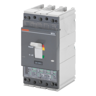 MTXE 320 - MOULDED CASE CIRCUIT BREAKER WITH ELECTRONIC RELEASE - TYPE L - 120KA 3P 320A - SEP/1 MICROPROCESSOR FUNCTION I