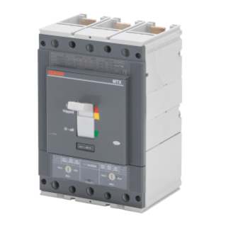 MTX 630 - MOULDED CASE CIRCUIT BREAKER - TYPE N - 36KA 3P 400A TM2 RELEASE IM=5-10In