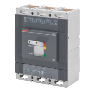 MTXE 1000 - MOULDED CASE CIRCUIT BREAKER WITH ELECTRONIC RELEASE - TYPE S - 50KA 3P 1000A - SEP/2 MICROPROCESSOR FUNCTION LSI