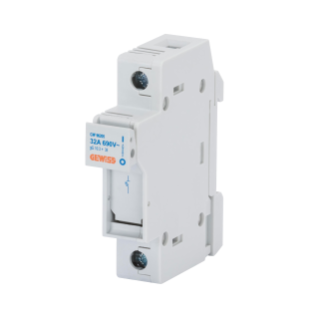 DISCONNECTABLE FUSE-HOLDER - 1P 8,5X31,5 400V 20A - 1 MODULE