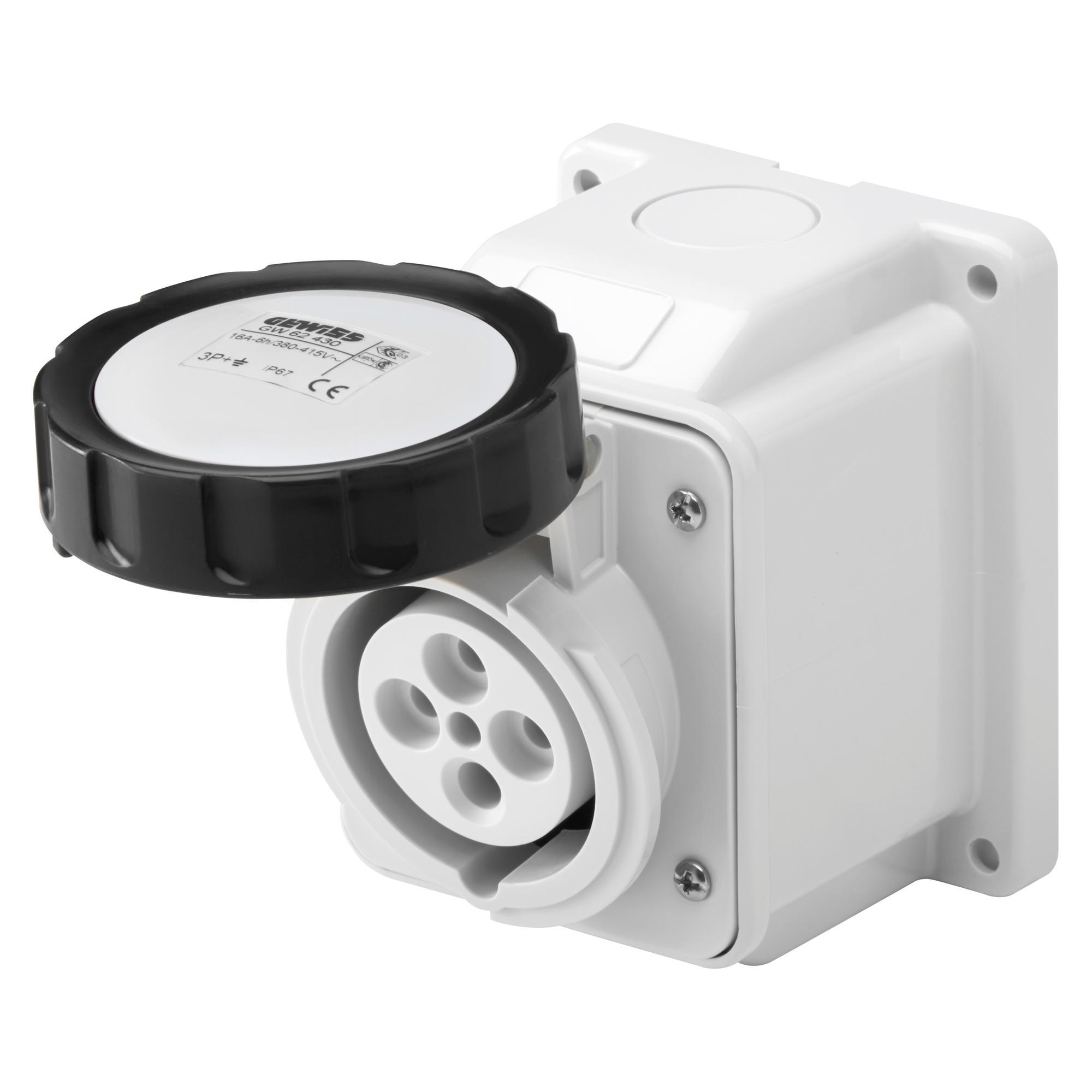 Socket Outlet Gw62433 Gewiss Wiring Diagram Switch Representative Image Download Photo