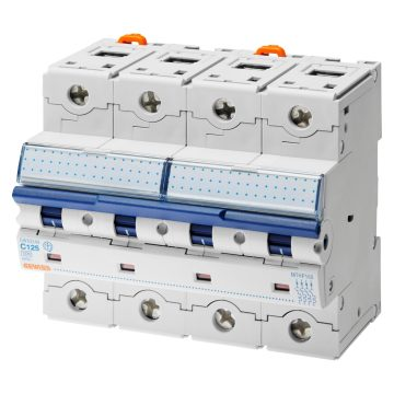 High performance miniature circuit breakers
