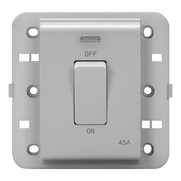 BS - Interruptor 2P - 250 V ac