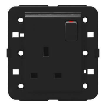BS single switched socket-outlets - 250 V ac