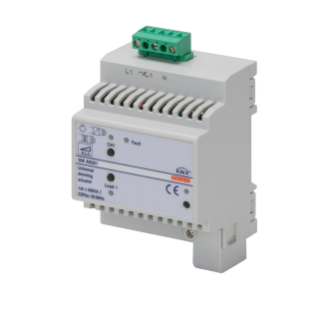 KNX UNIVERSAL DIMMER ACTUATOR - 1 CHANNEL - 500VA - 4 MODULES - DIN RAIL MOUNTING