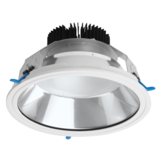 ASTRID ROUND - LED - DOWNLIGHT - Ø 250 MM - EMERGECY - 33 W - 4000K (CRI 80) - 220/240V-50/60HZ - IP20 (IP40 OPTICAL COMPARTMENT) - CLASS II -WHITE