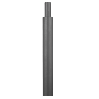 URBAN [O3] - PAINTED CYLINDRICAL POLES - 4,5 M - GRAPHITE GREY