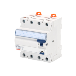 RESIDUAL CURRENT CIRCUIT BREAKER - IDP - 4P 25A TYPE AC INSTANTANEOUS Idn=0,03A - 4 MODULES