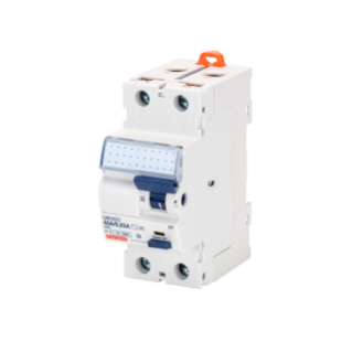 RESIDUAL CURRENT CIRCUIT BREAKER - IDP - 2P 25A TYPE AC INSTANTANEOUS Idn=0,01A - 2 MODULES