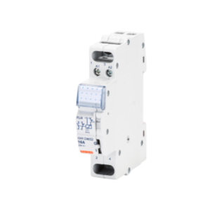 LATCHING RELAY - 16A - 2NO 12V ac - 1 MODULE
