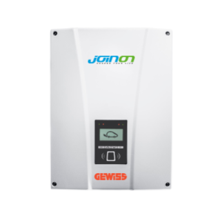 JOINON PARKING - SLOW CHARGING - SURFACE MOUNTING - MODE 3 IN ALTERNATING CURRENT - SOCKET TYPE 2 - MCB+RESTART - 7,4 kW - IP54